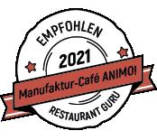 Zertifikat von Restaurant Guru